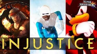 Guest Character Frozone, Shadow For Smash 5, and Liu Kang For Injustice 3!? ( qna)