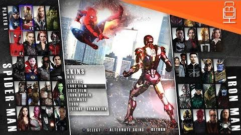 Marvel to Make a Injustice Like Game?