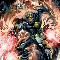Cyborg Gen 3 (JLG)