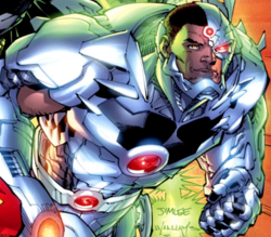 Cyborg Gen 1 (JLG)