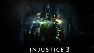 INJUSTICE 3 - All 58 characters and skins