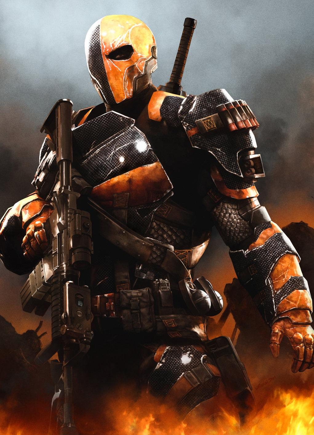 Deathstroke (Legends Collide) | Injustice Fanon Wiki ...