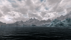 Agresian Sea