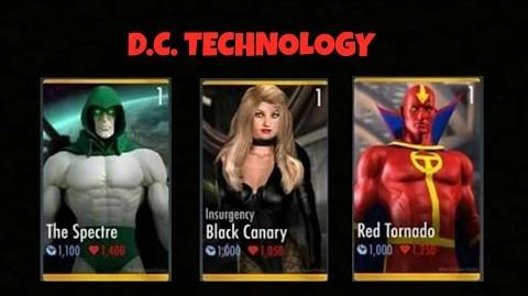 INJUSTICE GODS AMONG US MOBILE NEW AMAZING CHARACTERS IN NEXT UPDATE 2.15?!