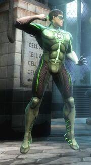 Green Lantern (Clash)