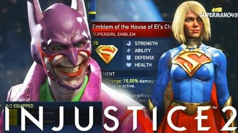 Injustice 2 Legendary And Epic Gear Showcase For All Characters! - Injustice 2 Legendary Gear