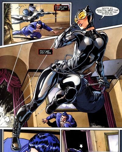 New 52 Catwoman