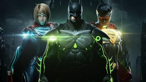 Injustice 2 Justice League - Full Movie 2017 HD