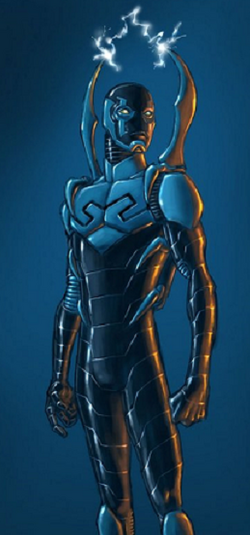 Blue Beetle Injustice