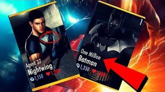 Update 3.3! Injustice Gods Among Us 3.3! iOS Android!