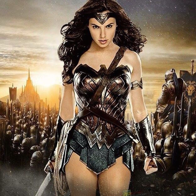 marvel film wonder woman
