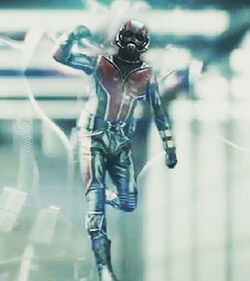 Ant-Man (Legends Collide)