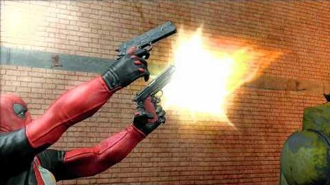 Marvel Ultimate Alliance 2 Deadpool Trailer