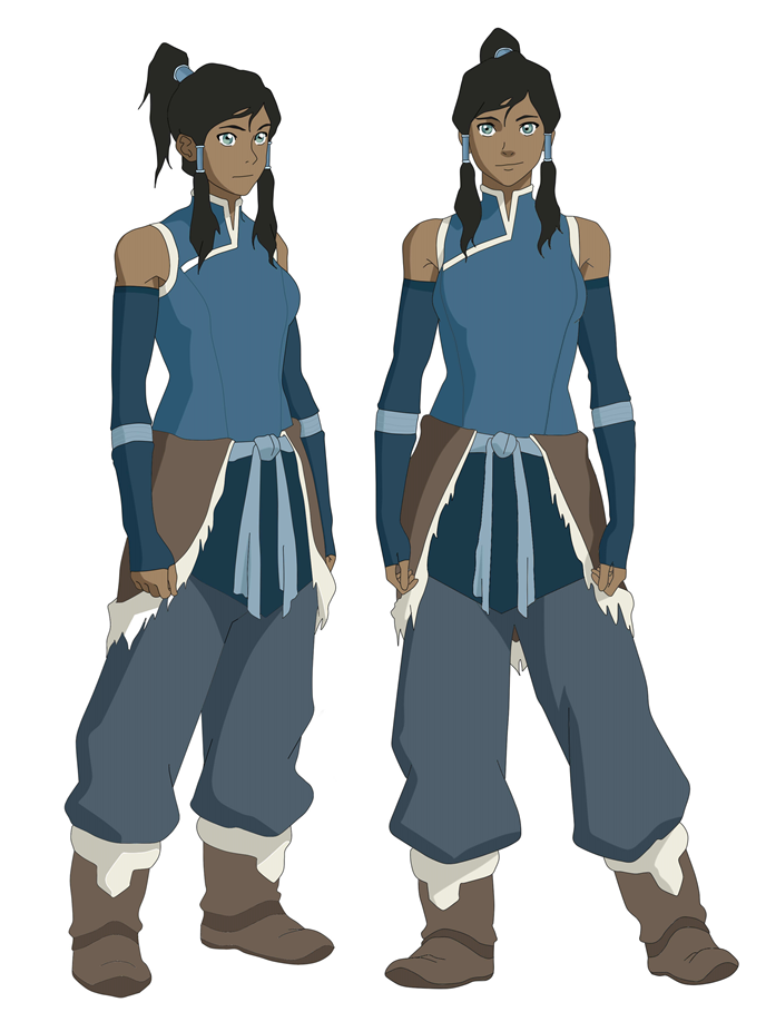 image avatar korra outfit book 2 spirits by ag121798 d8h5uf7 png