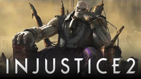 Injustice 2 New Solomon Grundy & Doomsday DLC Characters Teased? (Injustice 2 Fighter Pack 2 DLC)