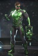 Green Lantern - Nth Metal
