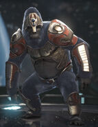 Grodd - Mind Bender - Alternate