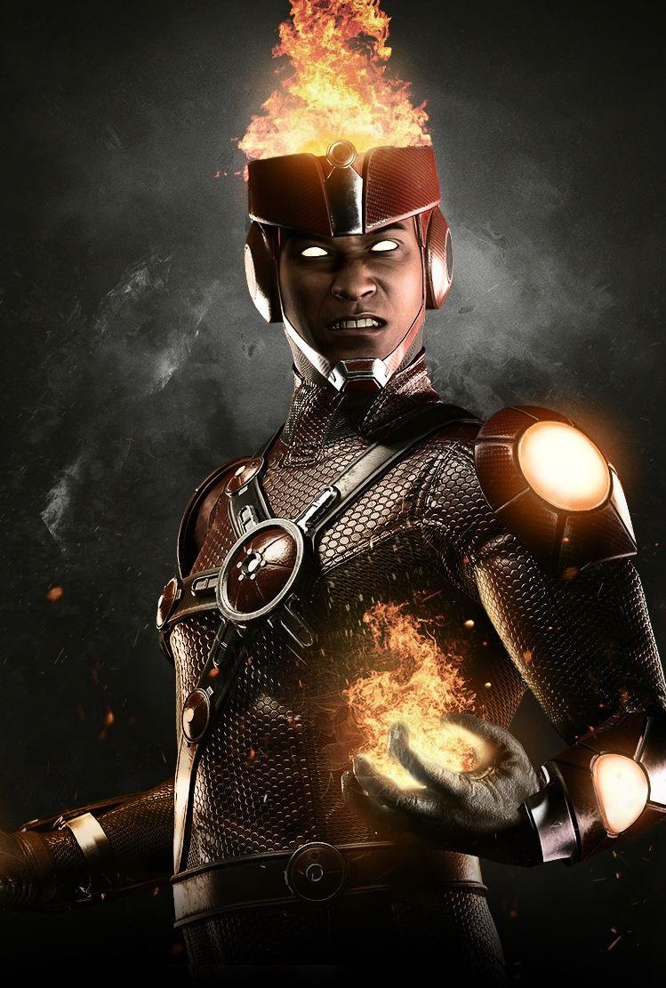 Firestorm | Injustice:Gods Among Us Wiki | FANDOM powered by