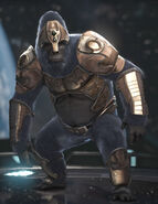 Grodd - Telepathic Sociopath - Alternate