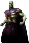 InjusticeMartianManhunter