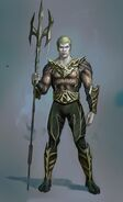 Aquaman Concept Art