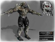 Blackest Night Doomsday Concept