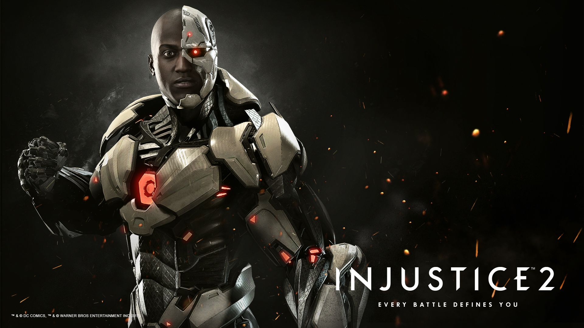 Injustice Cyborg Wallpaper X  Jpg
