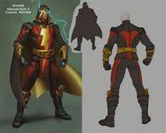 Shazam Concept's 3