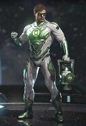 Green Lantern - Nth Metal (alt)