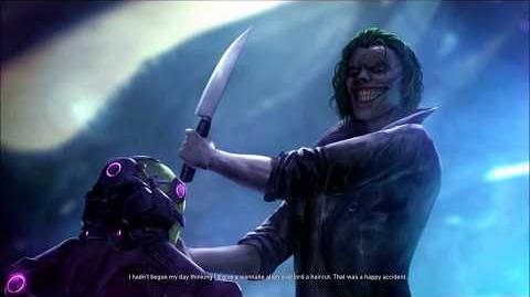 Injustice 2 Joker's Ending