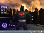 Batman Beyond iOS