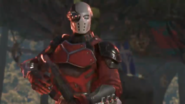 Deadshot Super Move activating
