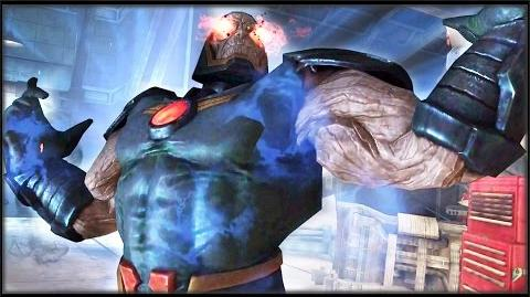 Apokolips Darkseid Super Move