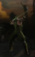 Green Arrow in Archives