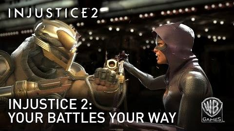 Injustice 2 Your Battles Your Way