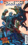 Injustice Ground Zero Issue 6 Cover