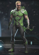 Green Arrow - Green Huntsman - Alternate