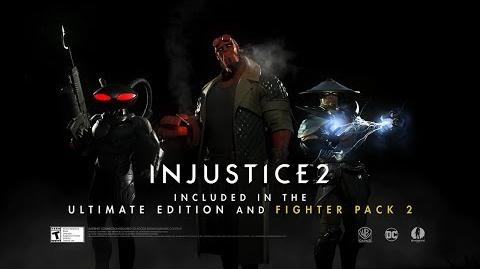 Injustice 2 - Fighter Pack 2 Revealed!
