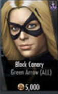 Black Canary iOS