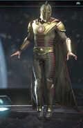 Doctor Fate - Force of Law