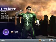 Green Lantern iOS