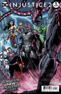 Injustice 2 Issue 1 Cover
