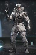 Captain Cold - Electrum