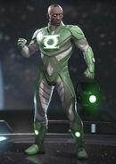 Green Lantern - John Stewart - Alternate