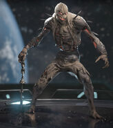 Scarecrow - Fear Gas - Alternate