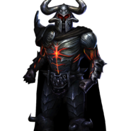 Ares - Boss (iOS Render)