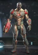 Cyborg - Man and Machine - Alternate