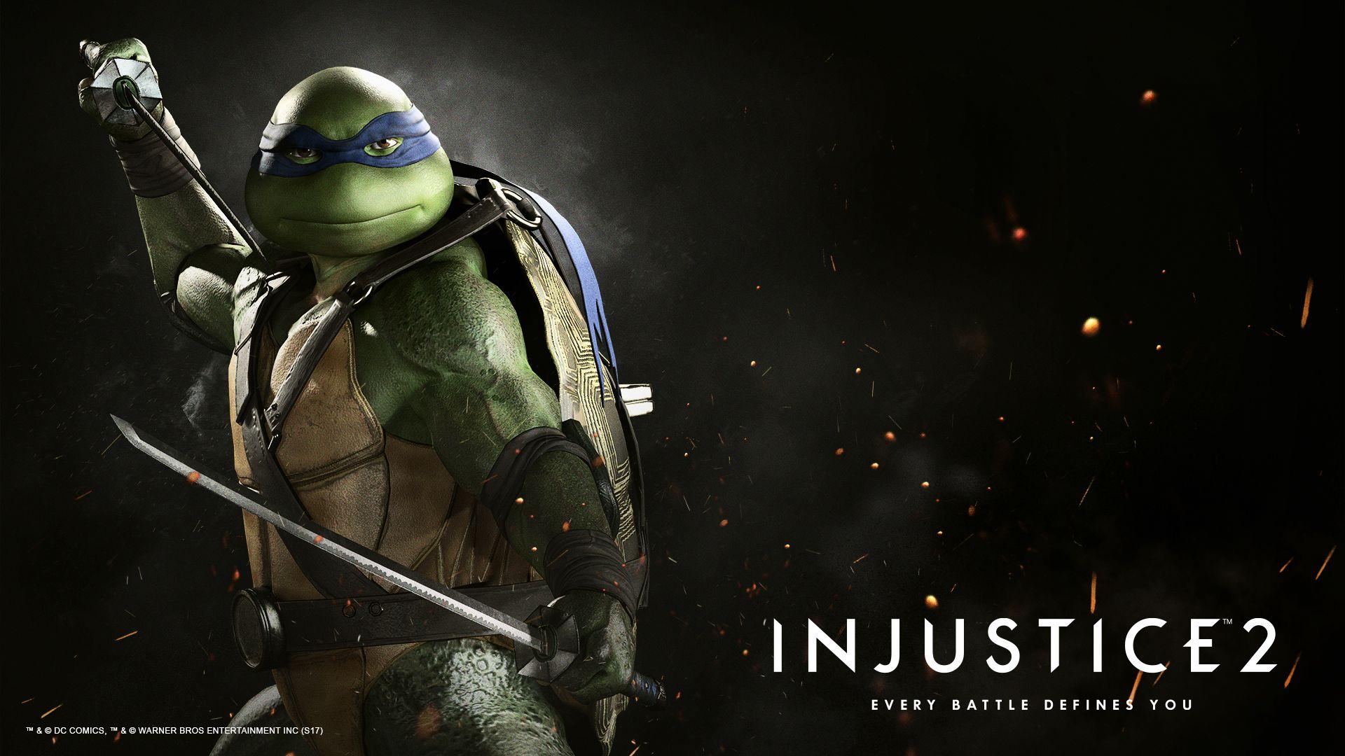 Injustice2 LEONARDO Wallpaper 1920x1080 106