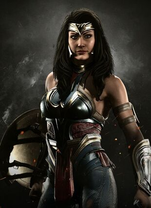 Wonder Woman | Injusti...