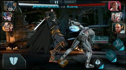 Injustice 2 Mobile - Batman Ninja!